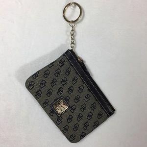 DOONEY & BOURKE || wristlet wallet keychain